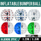1.2/1.5M Body Inflatable Bumper Football PVC Zorb Ball Bubble Soccer Game PRO image