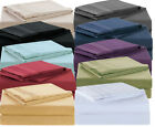 1800 Thread Count Sheet Set Egyptian Quality Wrinkle Resistance