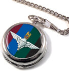 Parachute Regiment HQ  Full Hunter Pocket Watch (Optional Engraving)