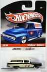 Hot Wheels '59 Chevy Delivery Series #R3742 New in Pack 2009 Tan/Brn 8+ 1:64