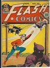 Flash #20 Hawkman Golden Age  DC