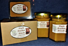 Hand Poured Bakery Scents Soy Candles, Tarts & Votives - Maple Bourbon Brioche