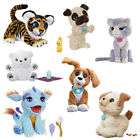 FurReal Friends Talking Moving Interactive Pets Fur Real Soft Plush Toy