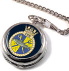 Fishery Protection Squadron Full Hunter Pocket Watch