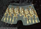 Halloween Star Wars Skeleton Stormtroopers Men's Boxer Briefs (Small - XLarge) $9.99 USD