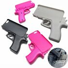New 3D Gun Shape Hard Phone Case Cover Cat Shell For iPhone5 5S 6 6S 7 Plus Gift