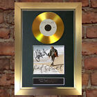 GOLD DISC ROD STEWART Time Album Signed Autograph Mounted Photo Repro A4 #88