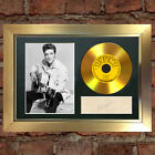GOLD DISC ELVIS PRESLEY Thats All Right Signed Autograph Mounted Repro A4 #131
