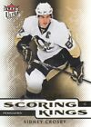 2009-10 Fleer Ultra Scoring Kings #SK4 Sidney Crosby Pittsnurgh Penguins