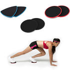 2pcs Fitness Gliders Workout Bums Leg Slide Discs Core Sliders Exercise Training