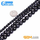 """Round Stone Blue Sandstone Beads for Jewelry Making Strand 15"""" Free Shipping"""