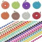 """70cm/28"""" Ball Chain Necklace Bead Connector 1.5/2.4mm Jewellery Wholesale YB"""