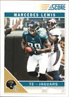 2011 Score Glossy #135 Marcedes Lewis - NM-MT