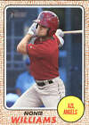 2017 Topps Heritage Minor League Cards Pick From List (Includes Short Prints)