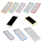 Hot Shockproof Rubber Frame Cover Rim Case Edge Protector Bu