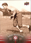2012 Upper Deck Alabama Football Card PIck $0.99 USD on eBay