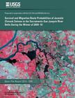 Survival and Migration Route Probabilities of Juvenile Chinook Salmon in the...