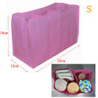 Hot Portable Non-woven Liner Package Insert Storage Bag Diaper Nappy Bag US