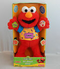 "13"" All About Elmo Sesame Street Plush 2010 Fishr-Price Body Colors Shape Target"