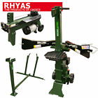 RHYAS Heavy Duty Professional Log Splitters Splitter Electric Hydraulic