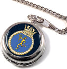 HMS Express Full Hunter Pocket Watch