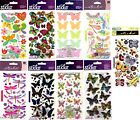U CHOOSE Sticko BUTTERFLIES & DRAGONFLIES Stickers Butterfly Dragonfly Insects
