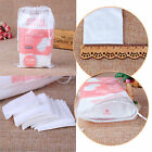 Facial Makeup Cleansing Cosmetic 100% Cotton Puff Pads New 100/50pcs