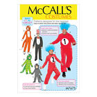 McCall's 7675 Beginner Sewing Pattern to MAKE Costumes Thing Lion Cat in the Hat
