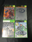 Lot of 4 X-Box 360 Games Halo(190)