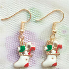 Hot 1Pair women fashion accessories charm jewelry christmas style earring DIY HH