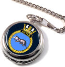 HMS Otter Full Hunter Pocket Watch
