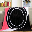 Afternoon Nap Ultra Soft Warm Plush Coral Fleece Blanket 130 x 150 cm - SINGLE