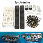 Metal Tracked Robot Robotic Chassis Platform Car Chassis Track Tank For Arudino