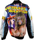 The Ultimate Warrior WWE Legends Fanimation Chalkline Jacket