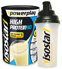 Isostar Powerplay High Protein 90 Drink 750g Dose + Mix Shaker