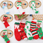 1 Pair Women Girls Animal Winter Fluffy Warm Bed Festival Socks Christmas Xmas