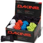 2018 DAKINE OVAL SNOWBOARD LACES 228cm 90in BLACK WHITE RED BLUE or LIME 2200304