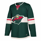 40 Devan Dubnyk Jersey Minnesota Wild Home Adidas Authentic