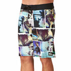 BNWT Quiksilver 'The Travel Book' Boardshorts Shorts Diamond Dobby Size 31