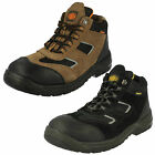 WHOLESALE Mens Safety Boots / Sizes 7x11 / 10 Pairs / A3047