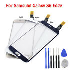 For Samsung Galaxy S6 Edge Replace TP Touch Screen Digitizer Display Glass Lens