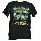 Pittsburgh Penguin Tshirt Players Signature Letang Crosby Mens Road Championship
