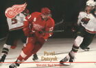 Pavel Datsyuk. Russian cards. Mostly limited edition. U-Pick from list