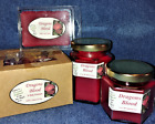 Внешний вид - **NEW** Hand Poured Spicy Scents Soy Candles, Tarts & Votives - Dragon's Blood