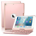 360 Rotatable Bluetooth Keyboard Case for iPad 5th Generation & Pro 9.7 Air 1/2