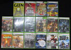 Lot of 16 Xbox 360 Games(270)