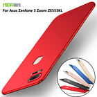 For Asus Zenfone 3 Zoom ZE553KL, Mofi Premium PC Hard Back Skin Touch Case Cover