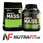 OPTIMUM NUTRITION SERIOUS MASS muscle weight protein gainer ON