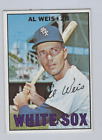 1967 TOPPS BASEBALL # 556 AL WEIS HIGH NUMBER NICE CARD