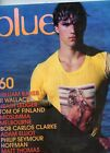 BLUE ISSUE 60 LARGE SOFTCOVER BOOK*  MALE EROTIC PHOTOGAPHY